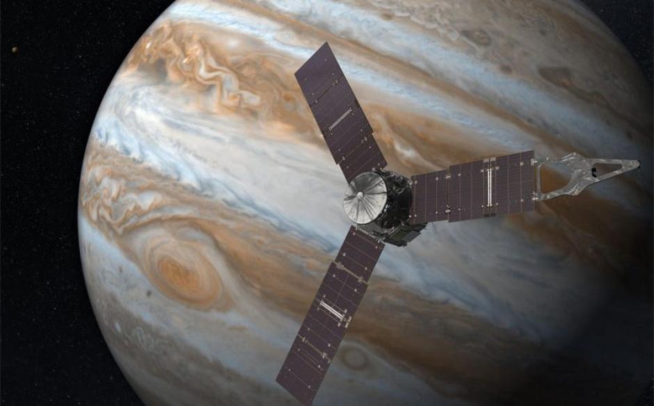La sonda Juno viaja a 241 kilómetros por hora. (Foto: buhoweb.com)