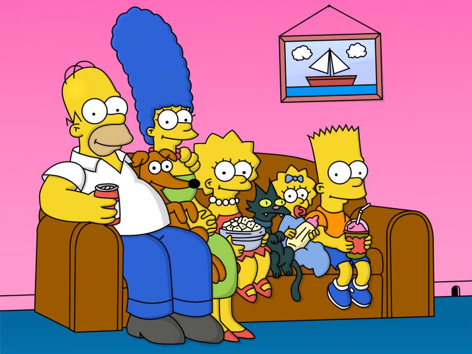 La vida de la peculiar familia amarilla es transmitida por el canal Fox. (Foto: taringa.net)