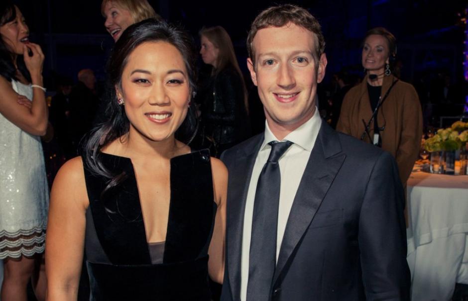 Priscilla Chan y Mark Zuckerberg. (Foto: mundoejecutivo.com.mx)