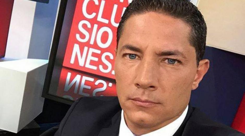 Fernando del Rincón es un reconocido periodista de CNN. (Foto: lostiempos.com)