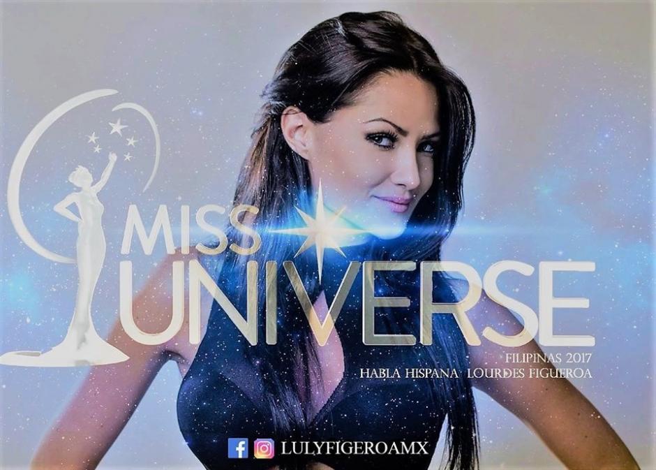 MIss Guatemala 2009, Lourdes Figueroa regresa a Miss Universo. (Foto: Lourdes Figueroa oficial)