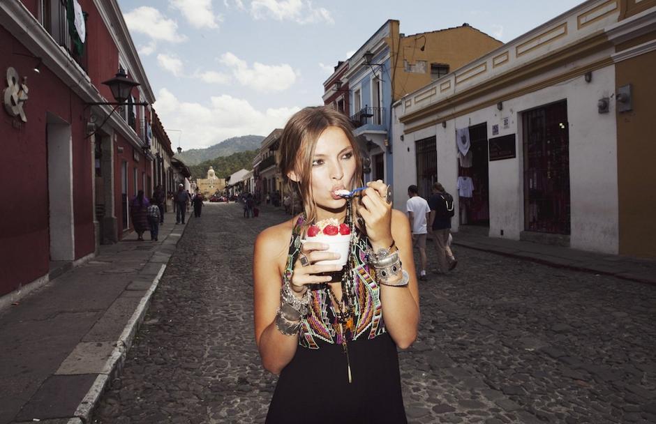 Luego de un día agitado, un buen helado en la Calle del Arco es bien merecido. (Foto: For love and lemons)