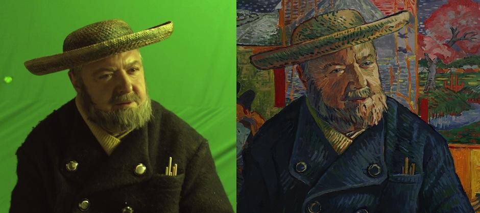 actores sirvieron de base para pintar los personajes. (Foto: animationstudies.org)