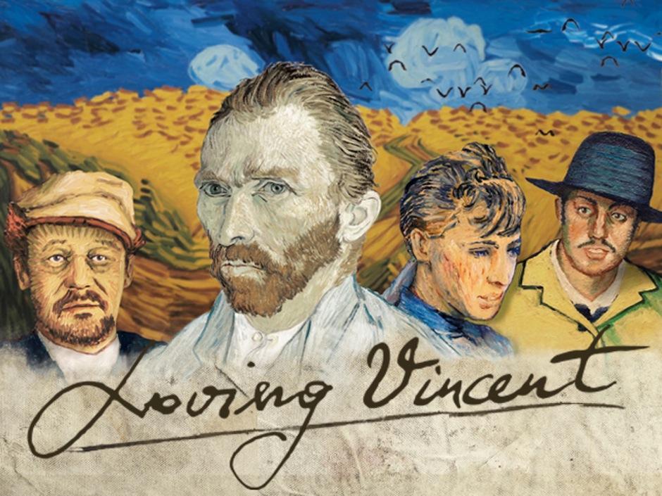Loving Vincent es la primera película hecha con pinturas. (Foto: openculture.com)