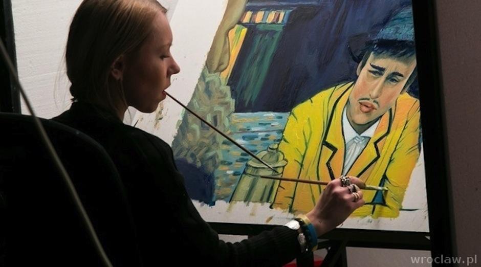 Esto requirió el trabajo de más de 40 artistas que dominan la técnica de Van Gogh. (Foto: wroclaw.pl)