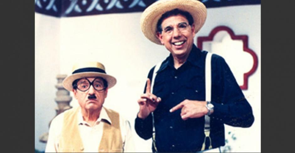 Aguirre también interpretó a Lucas Tañeda, quien siempre utilizó tirantes en sus pantalonres, (Foto: elheraldo.com)