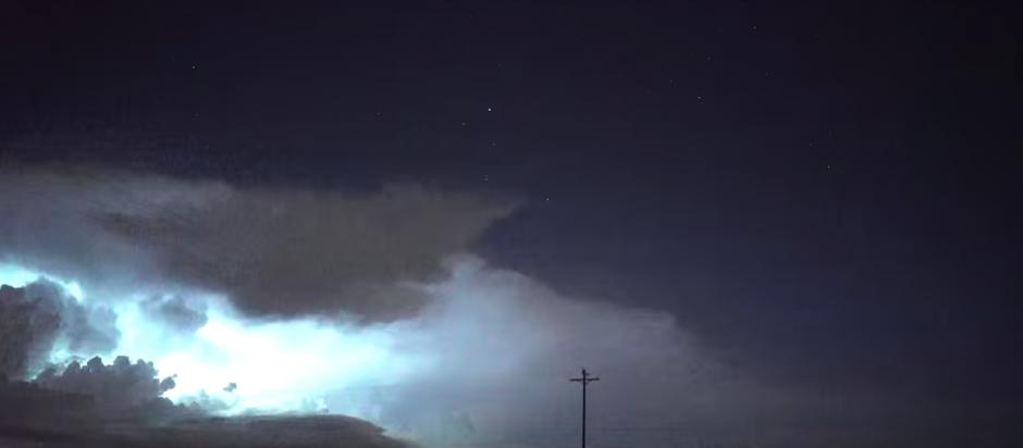 Un video es la prueba de que existe el fenómeno. (Captura de pantalla: Scott McPartland/YouTube)