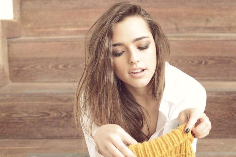 La joven modelo estudia filosofía. (Foto: @lucyvives/Instagram)