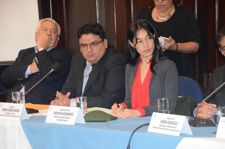 La Ministra de Salud señaló que para cumplir sus objetivos necesitará más presupuesto. (Foto: cortesía José Castro)