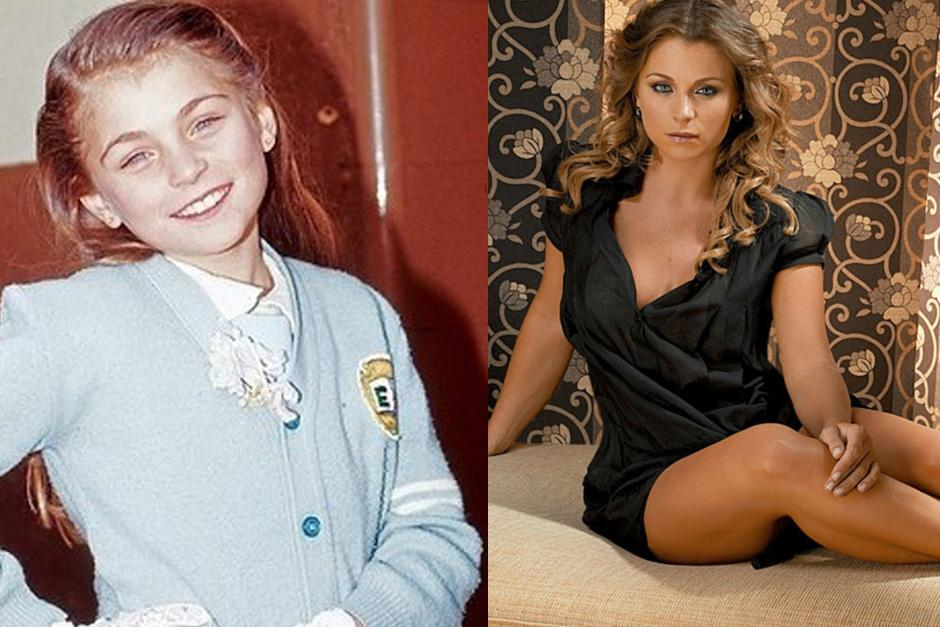 Ludwika Paleta participó en la telenovela Carrusel cuando apenas era una niña