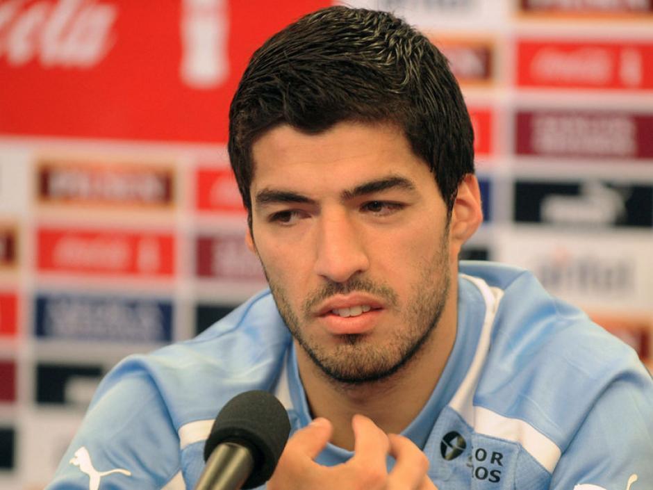 Suárez, polémico, ha recibido varias suspensiones por indisciplina. (Foto: Agencias)
