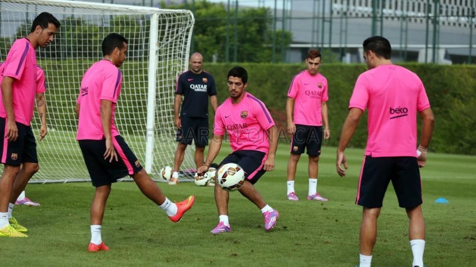 Barcelona enfrentará al Atlético de Madrid este miércoles por la Liga española. (Foto: Archivo)