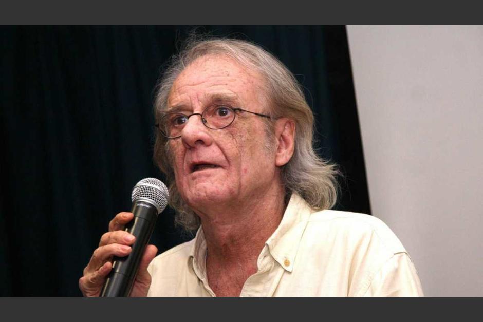 El cantautor español se encuentra recluido en cuidados intensivos del hospital. (Foto: rtve.es)