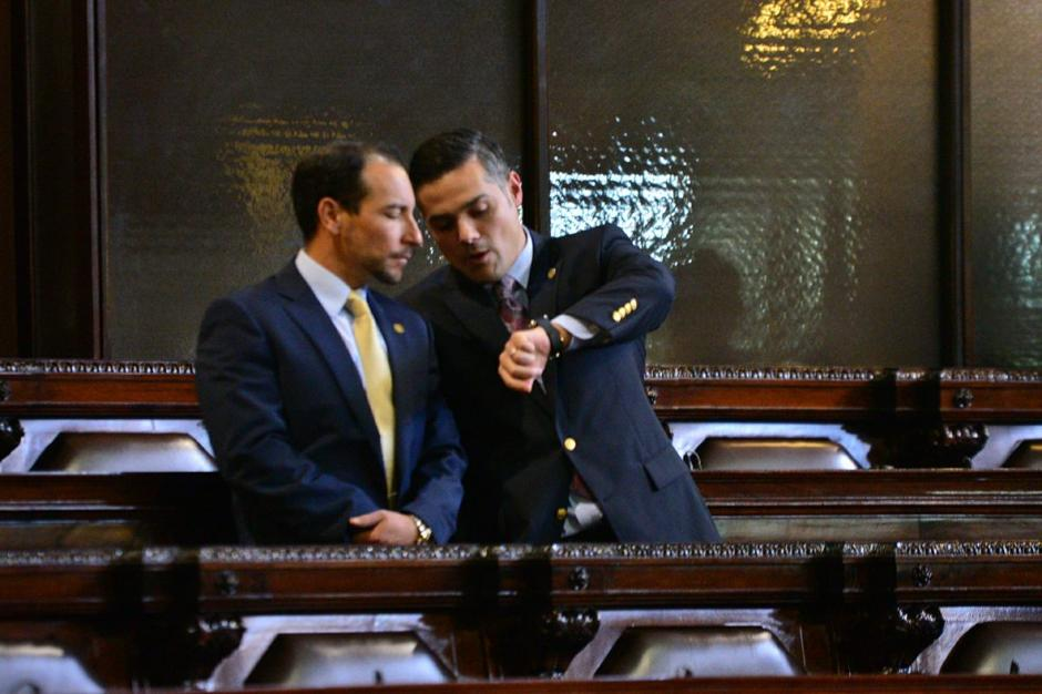 El parlamentario del MR preside la Comisión de Salud. (Foto: Archivo/Soy502)