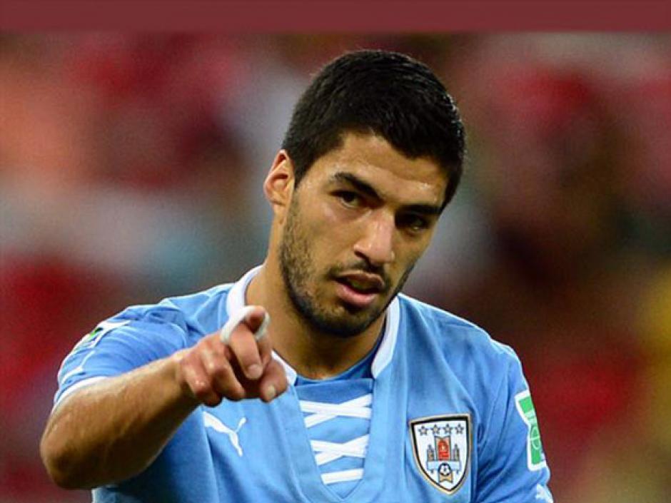 El referente de gol de la Selección charrúa en los últimos años. (Foto: Agencias)