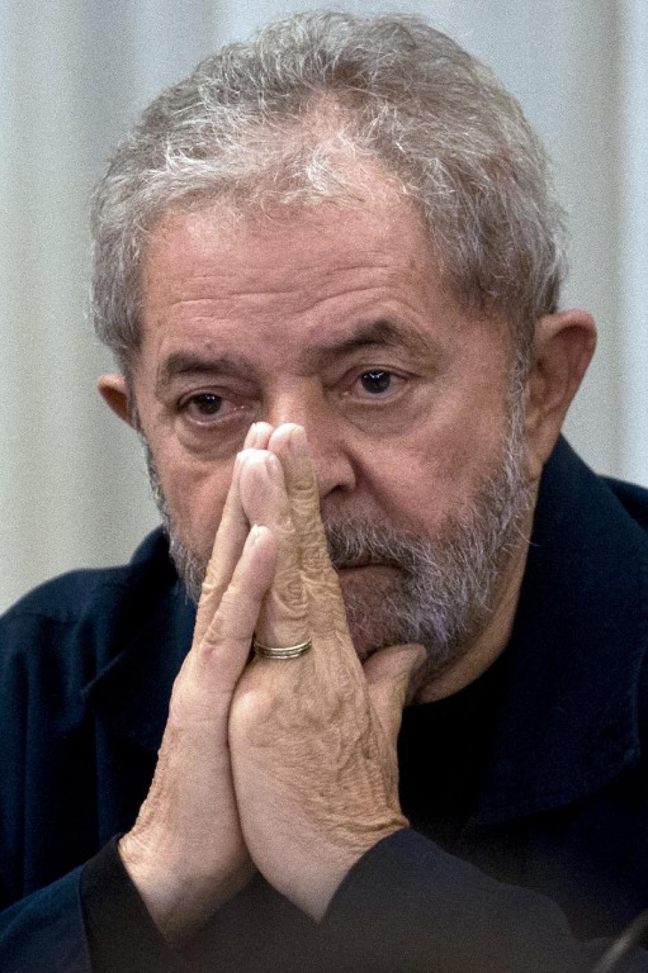 Lula da Silva es acusado de recibir dinero de Petrobras. (Foto: AFP)