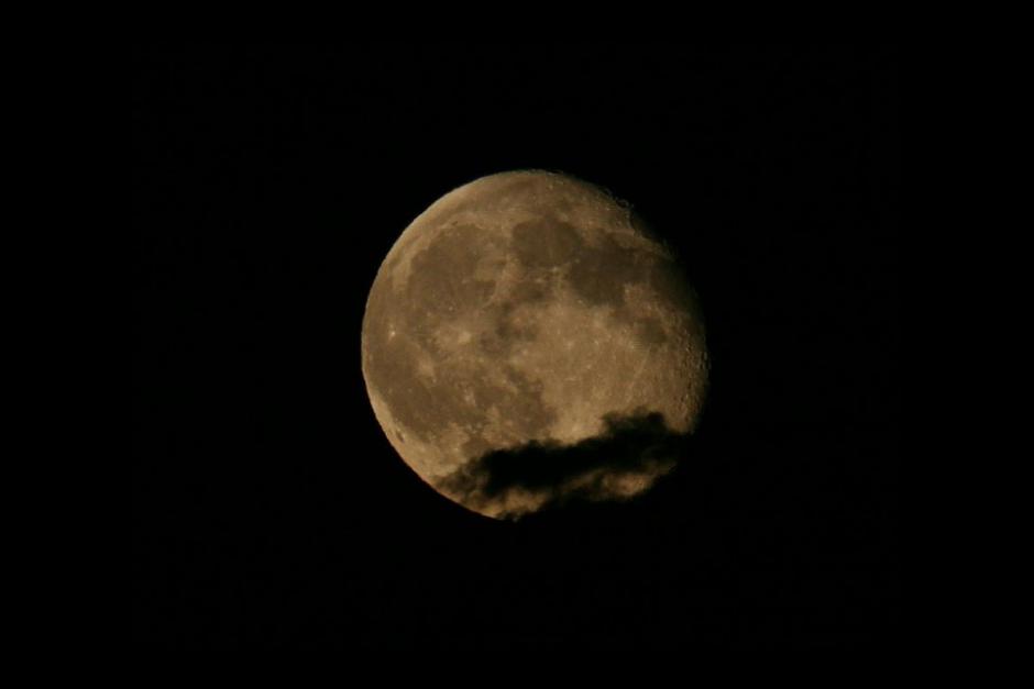 En Guatemala y el mundo este fenómeno será visible desde las 10 pm. (Foto: Archivo/Soy502)