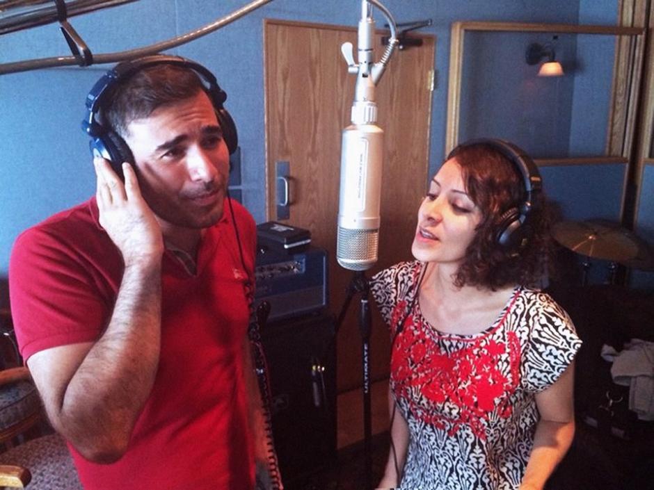 La banda comparte el tema con Gaby Moreno. (Foto: Malacates)