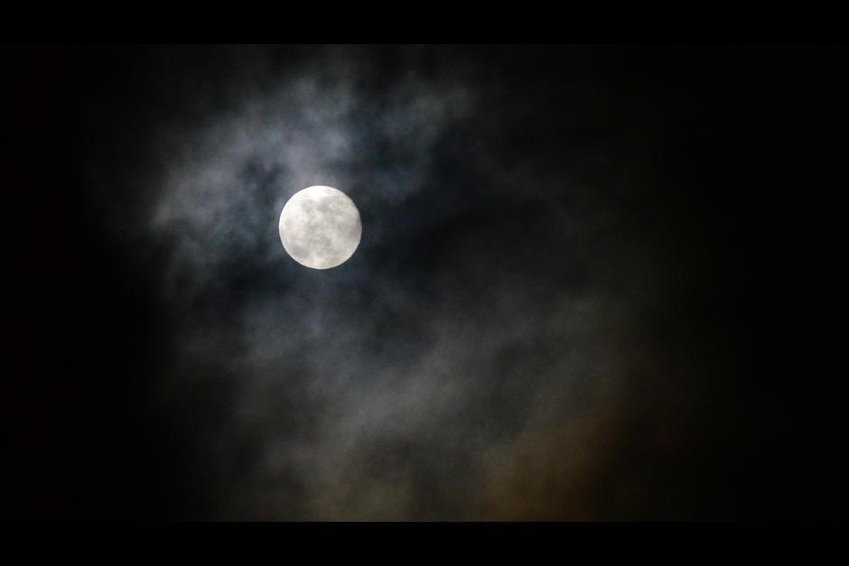 Esto ocurre cuando la Luna está en uno de los puntos más cercanos a la Tierra. (Foto: Archivo/Soy502)