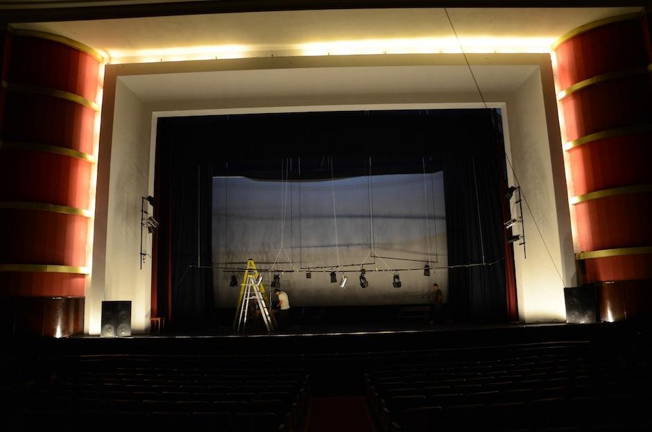 Este escenario ha recibido artistas de talla mundial. (Foto: Esteban Biba/Soy502)