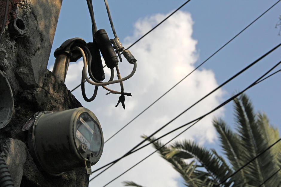 Este sábado varios sectores de la zona 12 no contarán con electricidad por varias horas. (Foto: Archivo/Soy502)