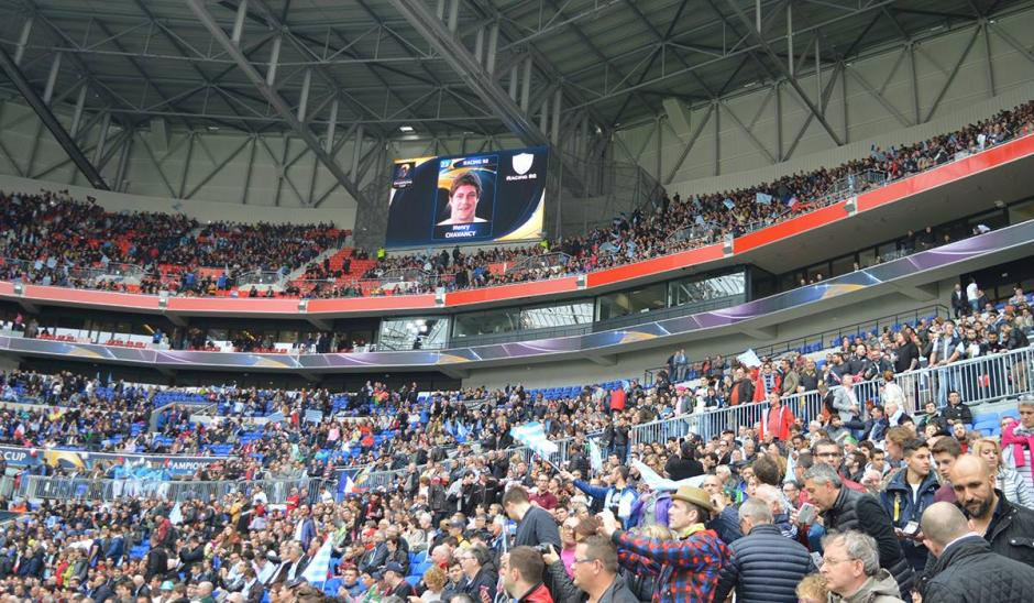 Seis partidos de la EURO 2016 serán disputados en el estadio de Lyon. (Foto: Facebook/Stade des Lyon)