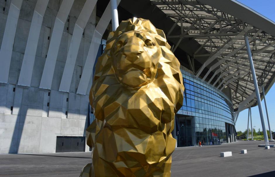 Cuatro corresponden a la fase de grupos, uno a octavos de final y la semifinal del torneo. (Foto: Facebook/Stade des Lyon)