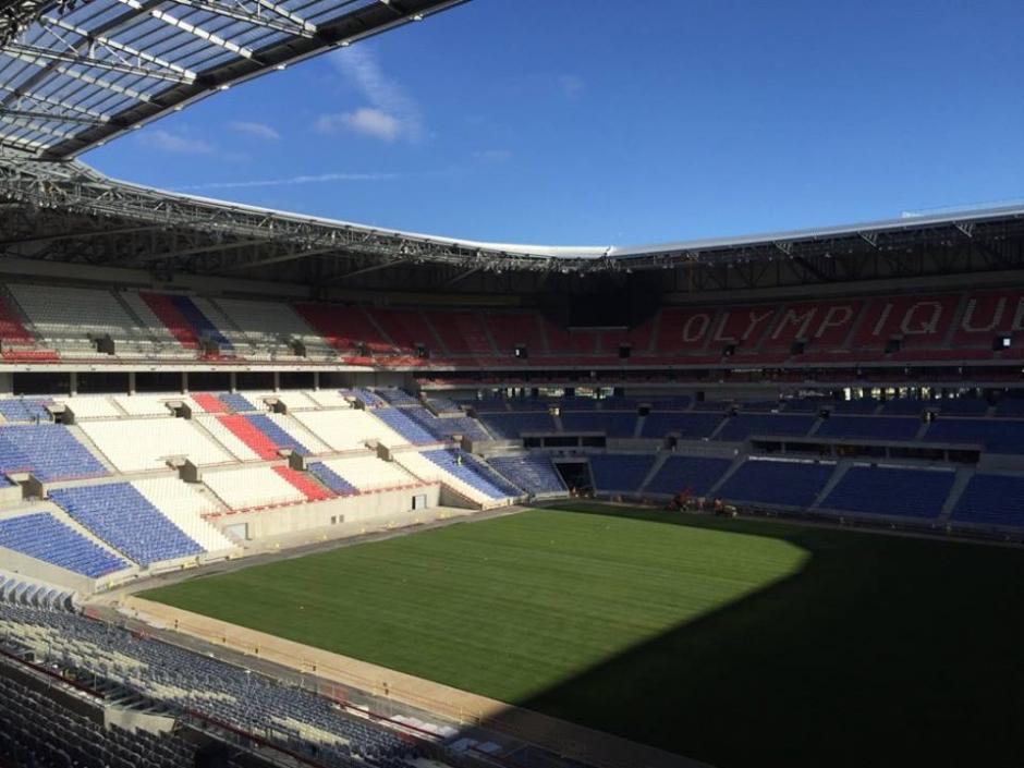 El estadio se encuentra ubicado en la ciudad francesa de Lyon. (Foto: Facebook/Stade des Lyon)