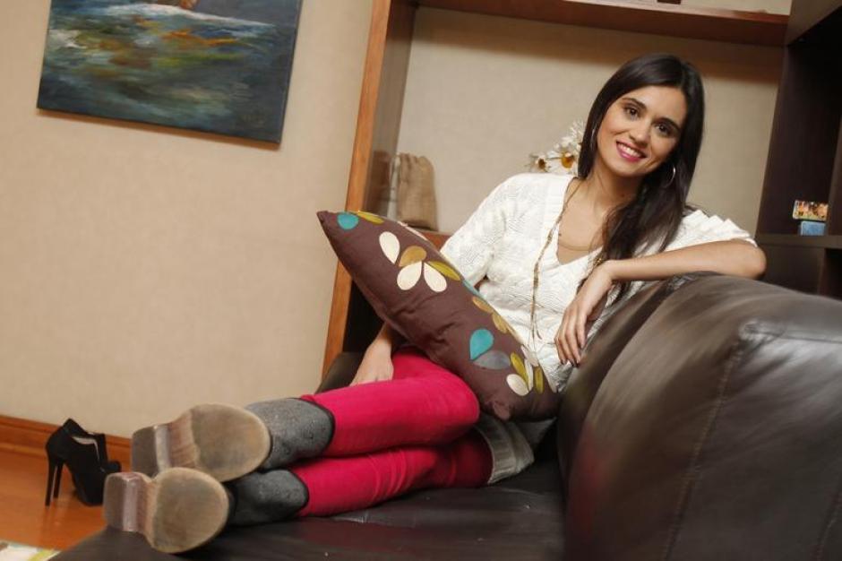 """La periodista Bernadita Middleton es parte del programa matinal """"Buenos Días a Todos"""". (Foto:lun.com)"""