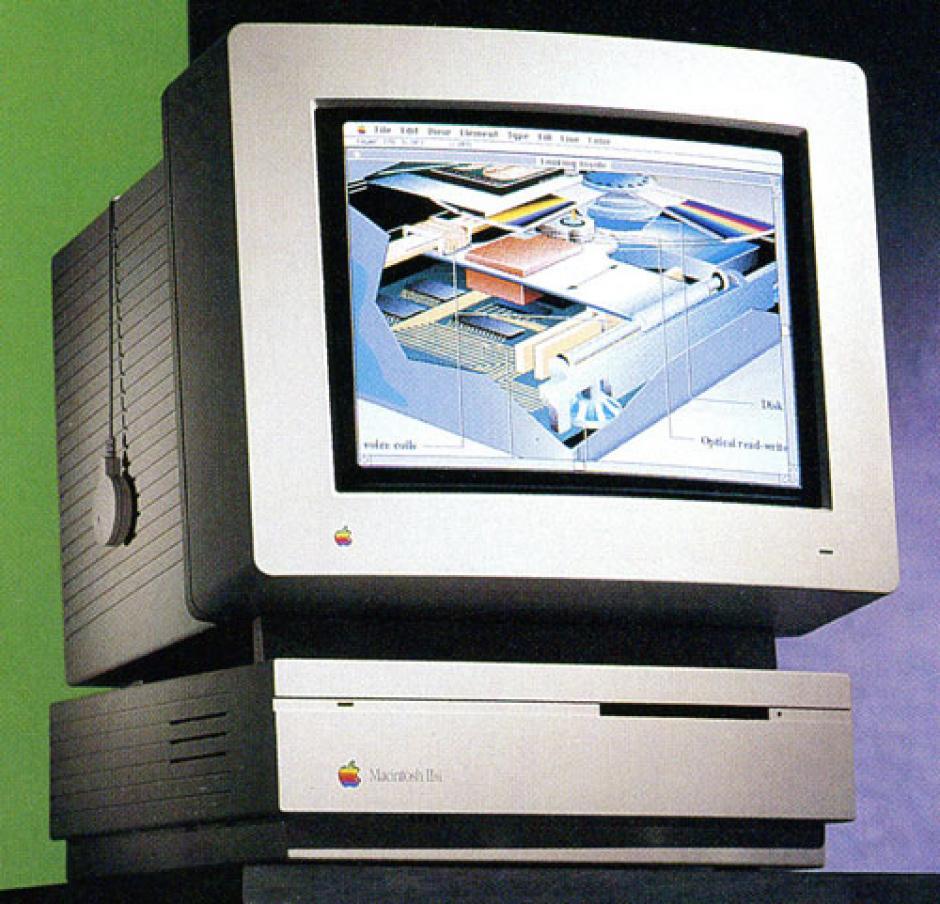 Mac IIsi. Era una alternativa de bajo costo de la Macintosh II presentada años antes. Su precio era de 3 mil dólares.