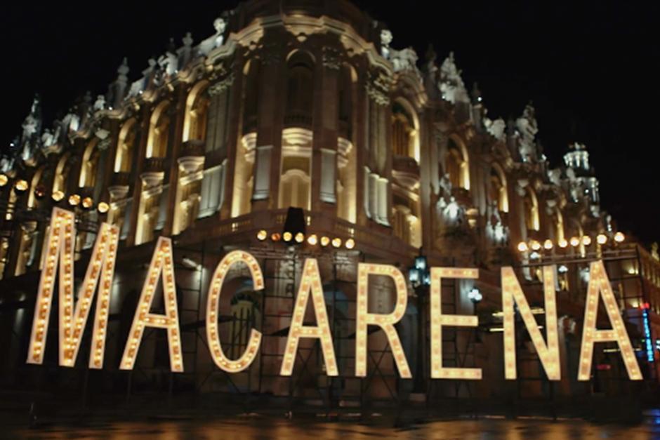 23 años después, Macarena vuelve renovada de la mano de Gente de Zona. (Foto: YouTube)