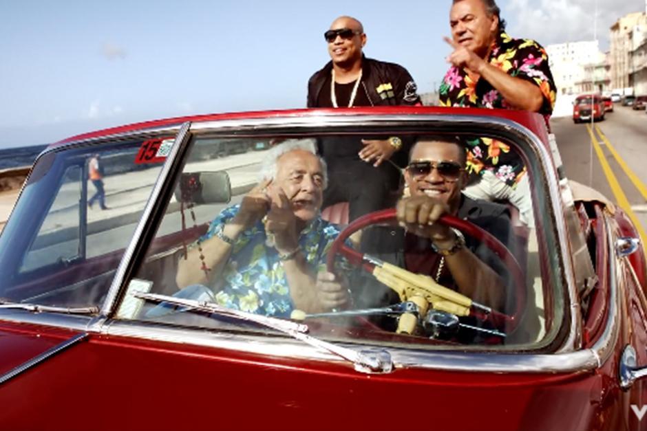 El video fue grabado en Cuba. (Foto: YouTube)