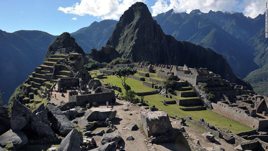 El Machu Picchu es el primer destino latinoamericano, mientras que en la lista es el tercero más recomendado por la revista.