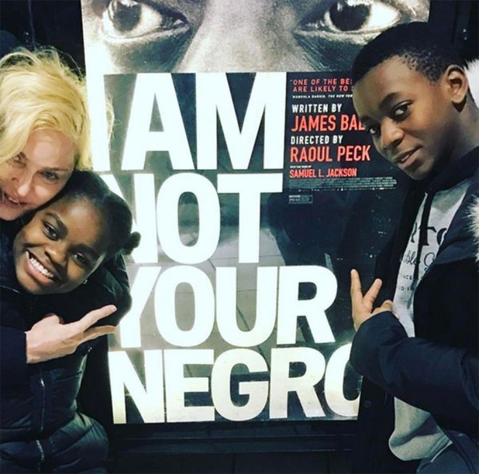 También tiene a Mercy James y David Banda. (Foto: Infobae)