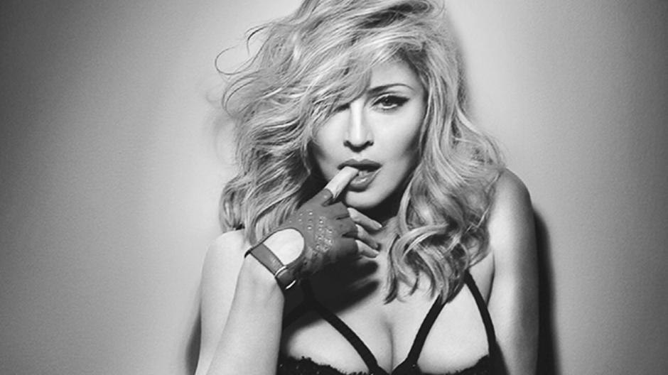 """57 años de edad tiene la """"Reina del pop"""" (Foto: proyectodino.com.ar)"""