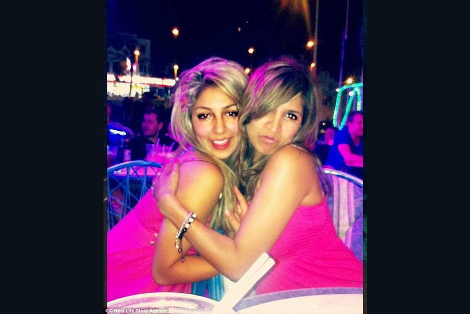 En ocasiones han sido confundidas como gemelas. (Foto: dailymail)