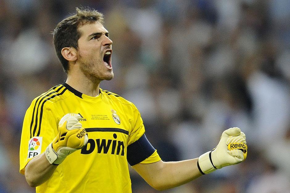 Casillas por fin dejaría las filas del Real Madrid luego de una carrera deportiva en el club