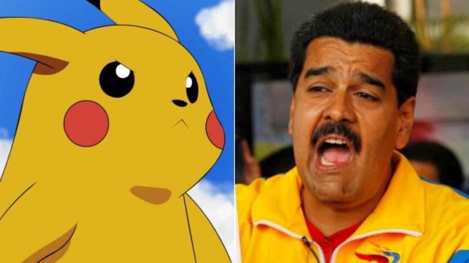 El presidente venezolano, Nicolás Maduro criticó el juego Pokémon Go. (Foto: rpp.pe)