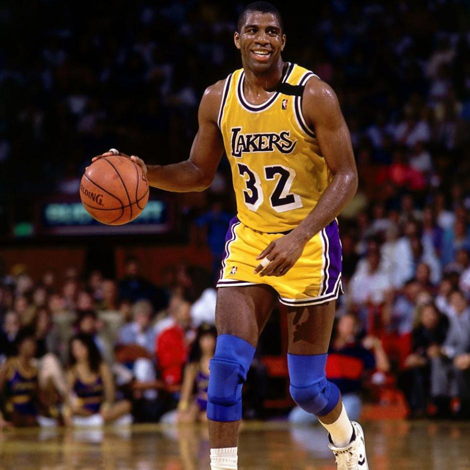 Johnson fue diagnosticado con VIH en 1991, cuando tenía 32 años. (Foto: Marca)