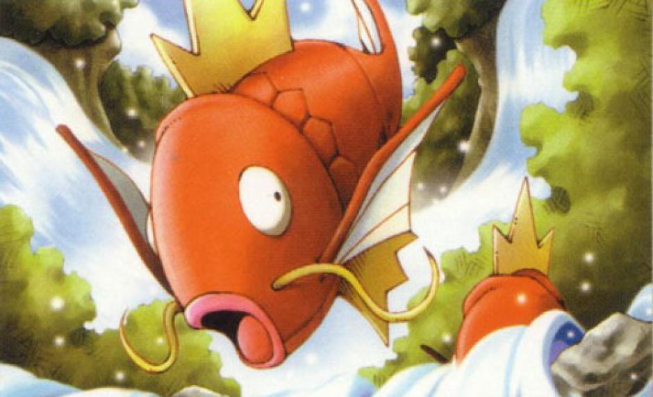 Magikarp evoluciona en Gyarodos. (Foto: es.fanpop.com)