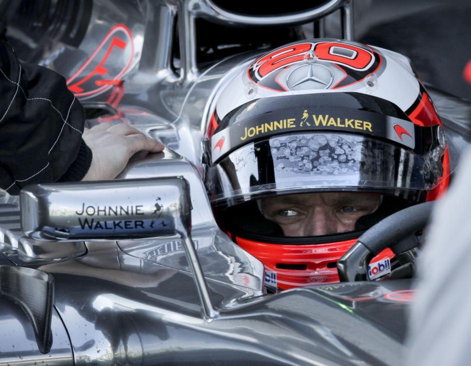 Kevin Magnussen , McLaren, F1, Jerez