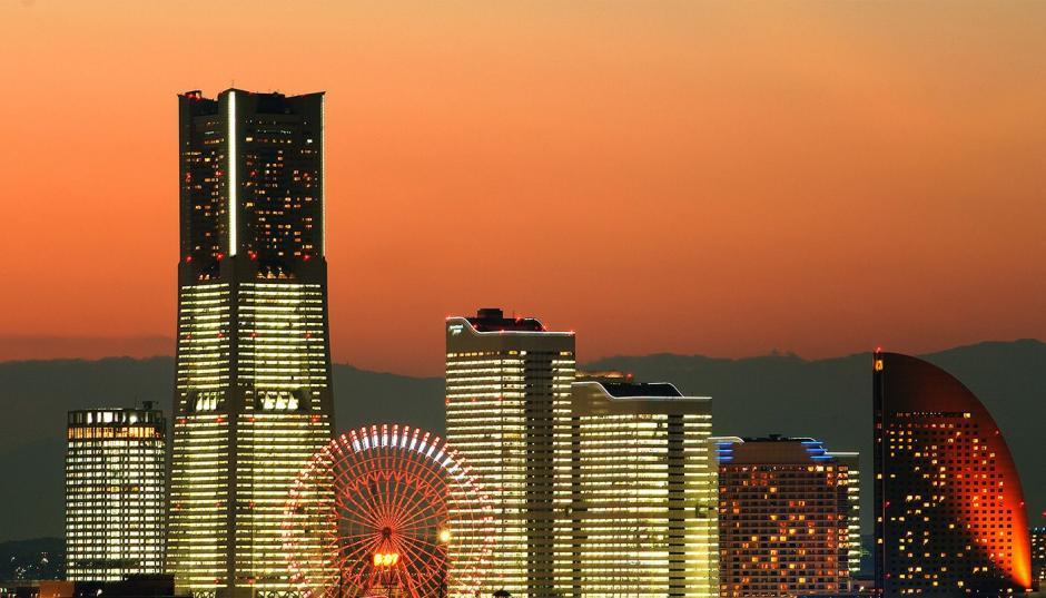 El sitio es de ensueño y ofrece hermosas vistas. (Foto: Yokohama Royal Park)