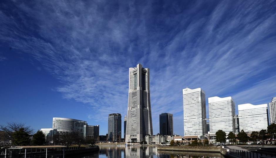La torre tiene más de 60 niveles. También cuenta con un centro comercial. (Foto: Yokohama Royal Park)