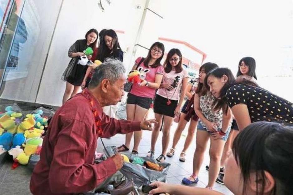 El hombre tiene 65 años y padece de leucemia. (Foto: upsocl.com)