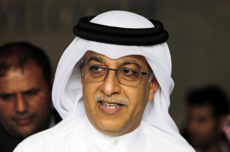 El jeque Salman es otro de los favoritos para la presidencia de la FIFA. (Foto: vivelohoy.com)