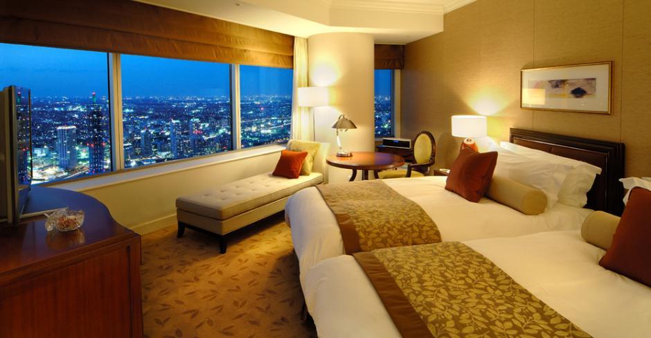 Las habitaciones son amplias y cómodas. (Foto: Yokohama Royal Park)