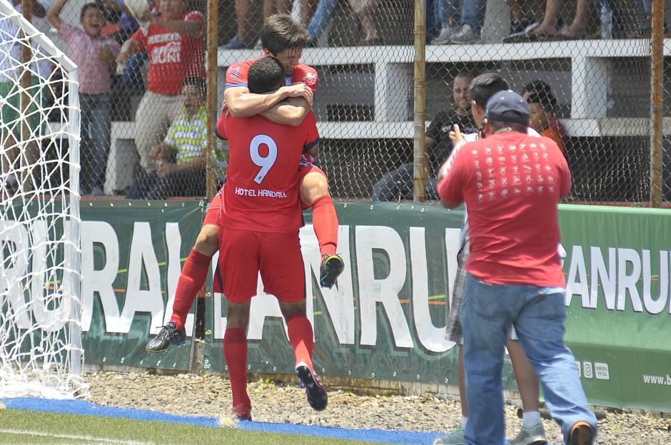 Los toros ganaron con un gol de último minuto (Foto: Nuestro Diario)