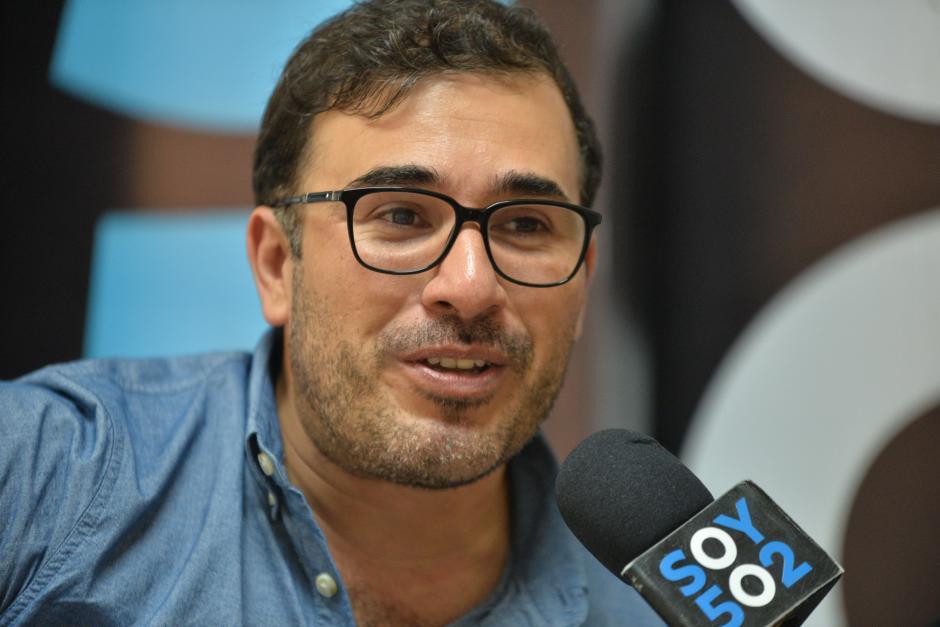 Francisco Páez dijo que fue Luis López, tecladista de Malacates, quien conversó con Arjona. (Foto: Wilder López/Soy502)