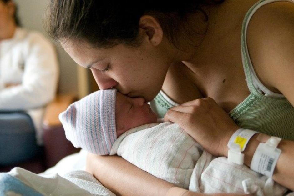 Los bebés y niños son especialmente afectados. (Foto: Archivo/Soy502)