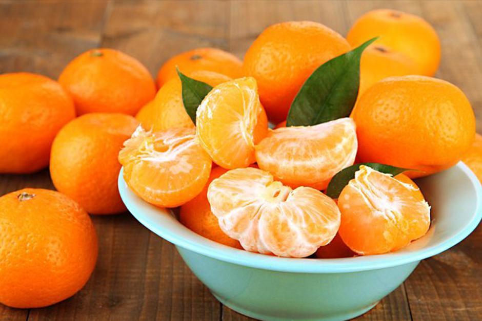 La mandarina tiene más beneficios que la naranja. (Foto: Archivo)